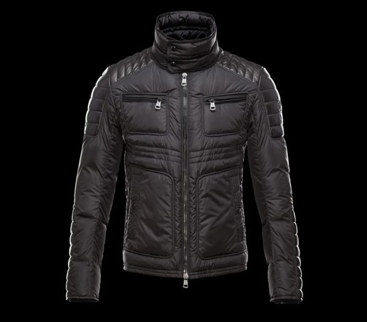 Moncler Dimitri Men Jacket Black