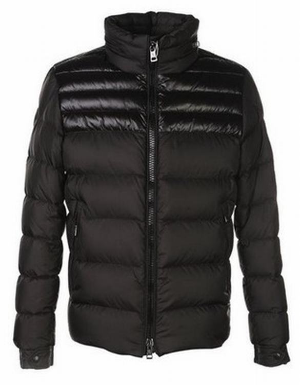 Moncler Dinant Men Jacket Black