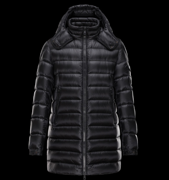 Moncler Dustin Men Jacket Black