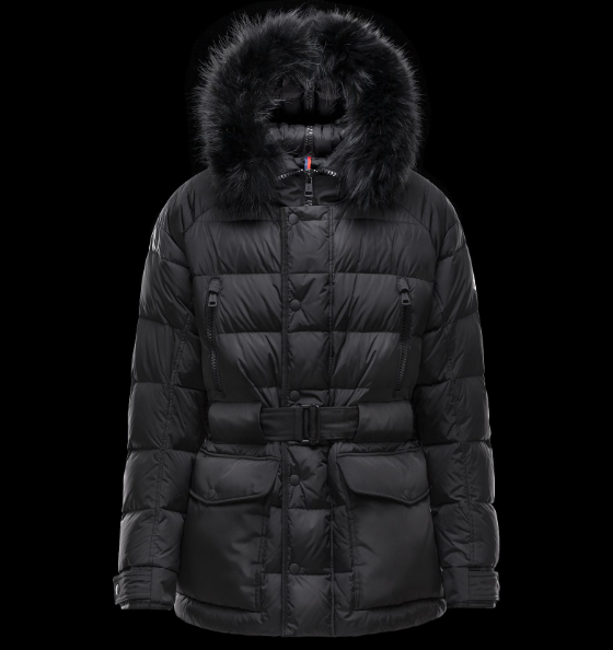 Moncler Dylan Men Jacket Black