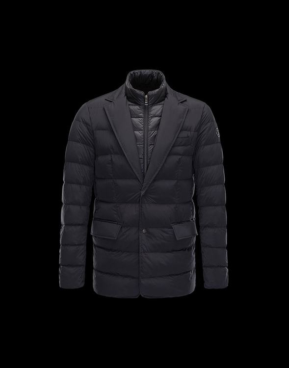 Moncler Ferrand Men Jacket Black