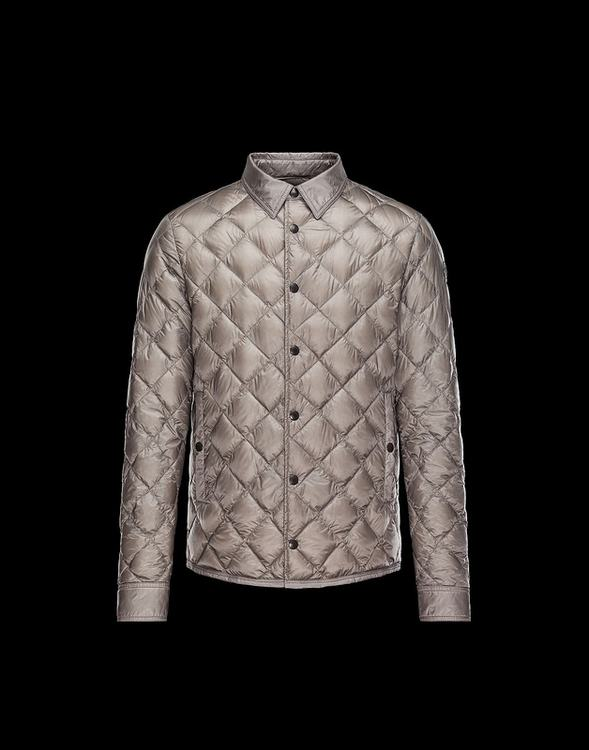 Moncler Frederic Men Jacket Cream White