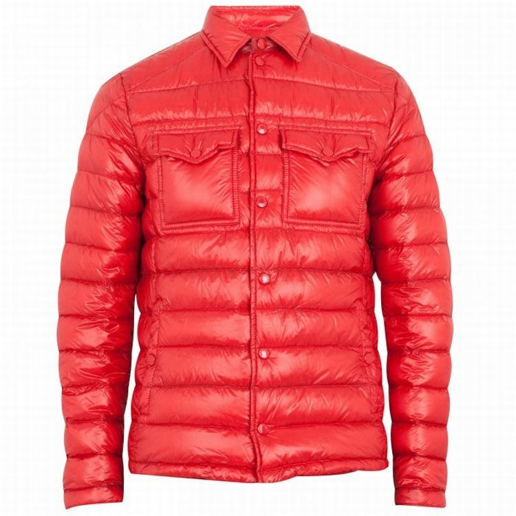 Moncler Gergoire Men Jacket Red