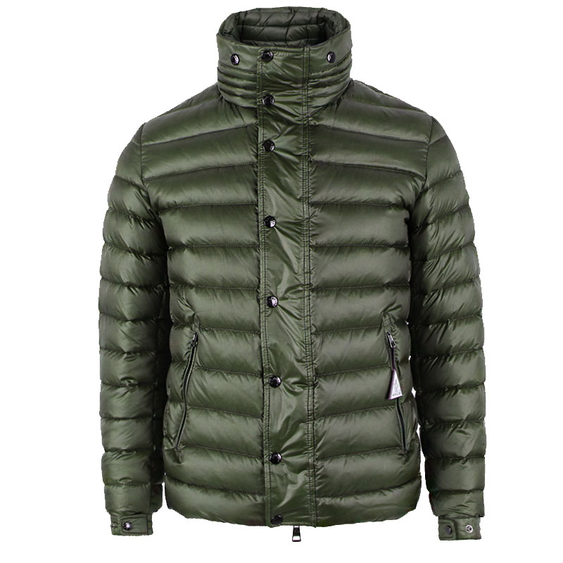 Moncler Gergy Men Jacket Green