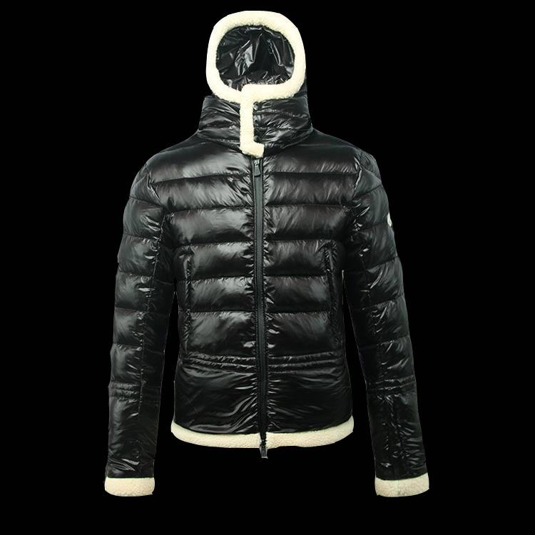 Moncler Grenoble Barrhorn Men Jacket Dark Green