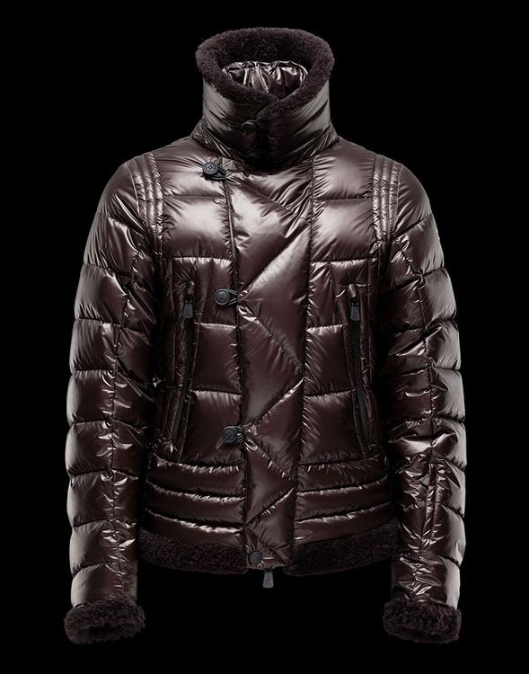 Moncler Grenoble Mawenzi Men Jacket Wine Red