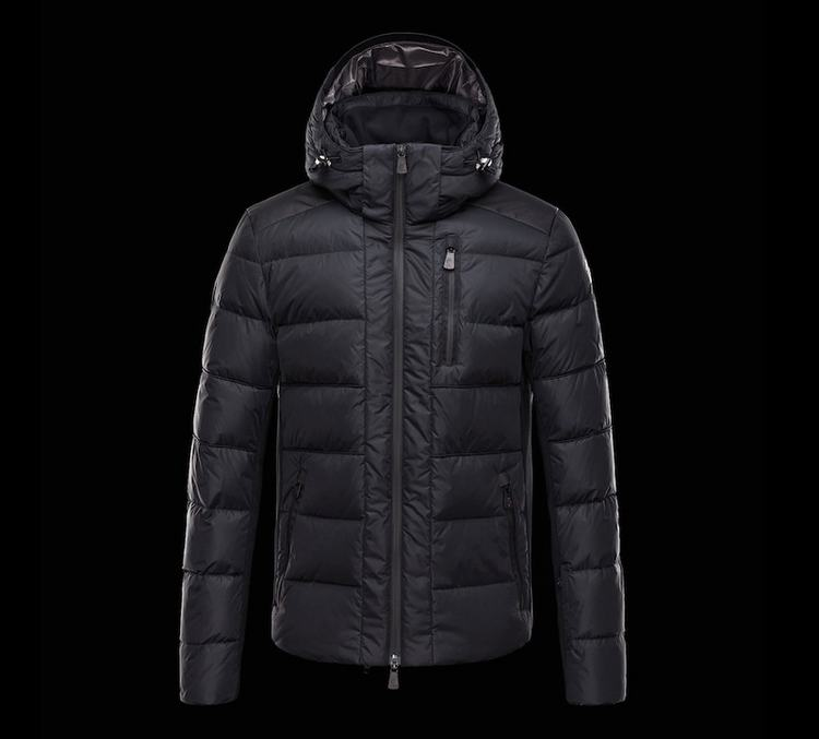 Moncler Grenoble Soulare Men Jacket Black
