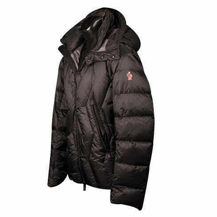 Moncler Grenoble Valdez Men Jacket Brown