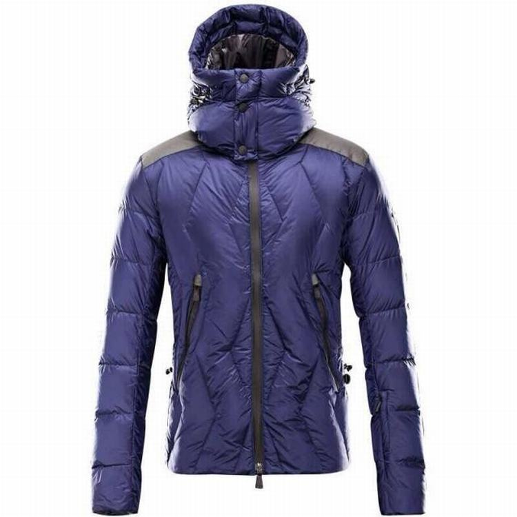 Moncler Grenoble Valdez Men Jacket Purple