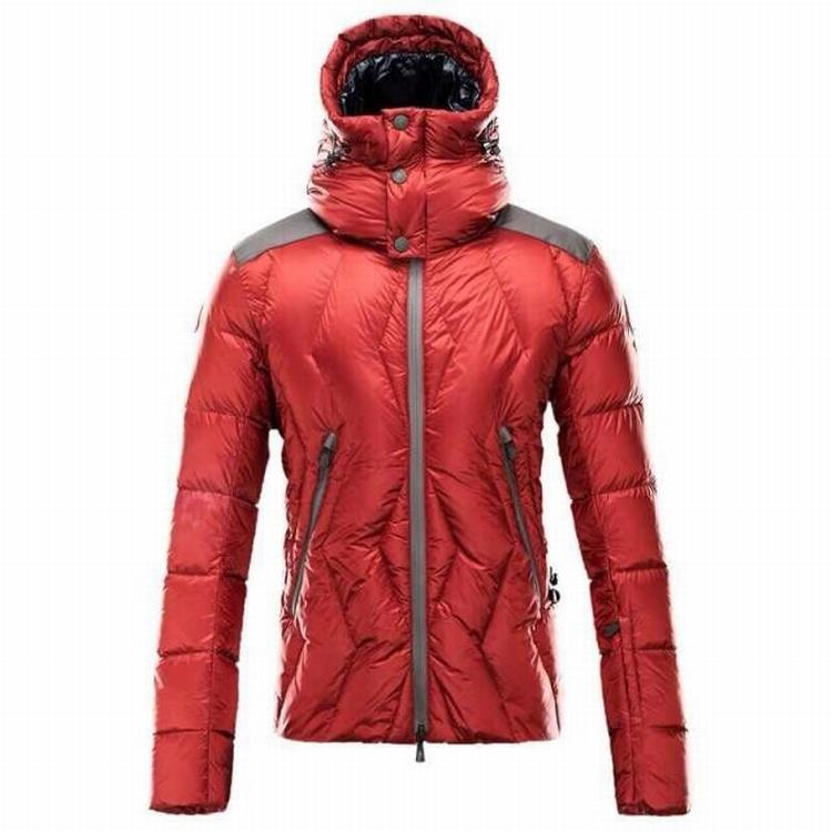 Moncler Grenoble Valdez Men Jacket Red
