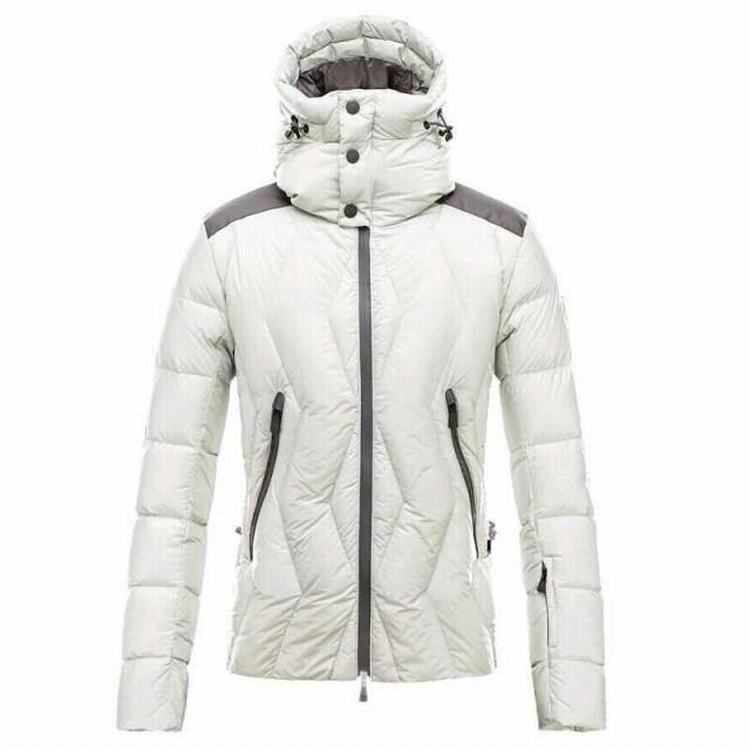 Moncler Grenoble Valdez Men Jacket White