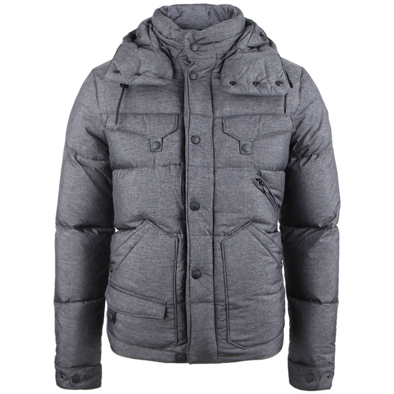 Moncler Havoc Men Jacket Grey
