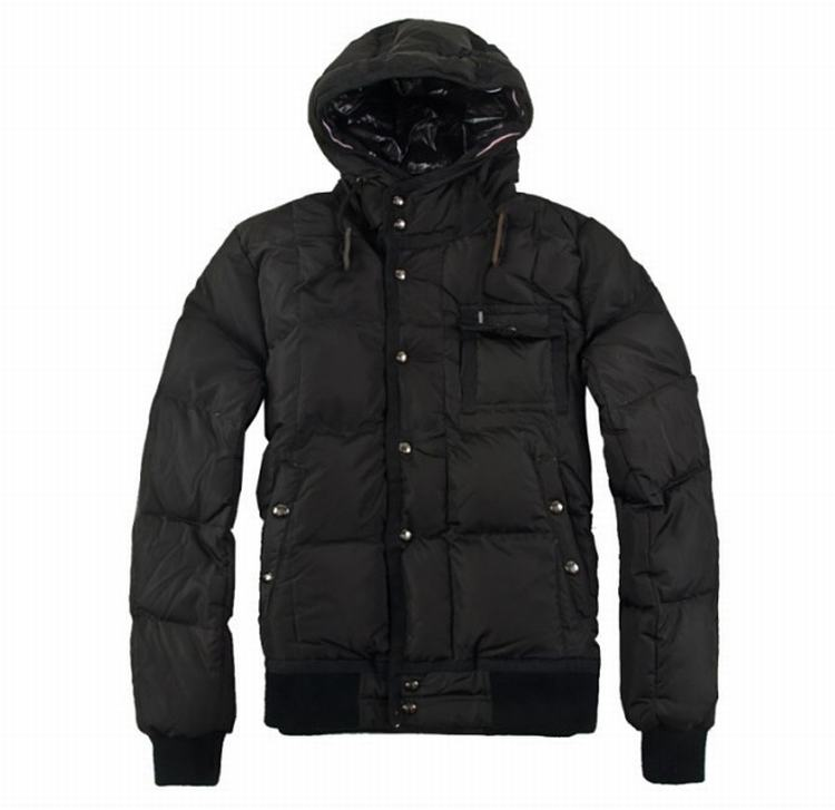 Moncler Loir Men Jacket Black