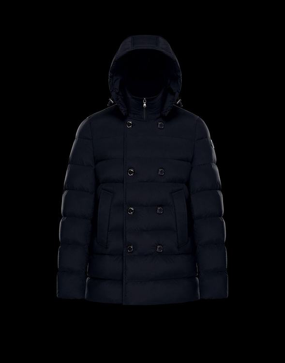 Moncler Loirac Men Jacket Blue