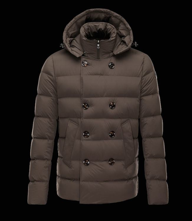 Moncler Loirac Men Jacket Brown