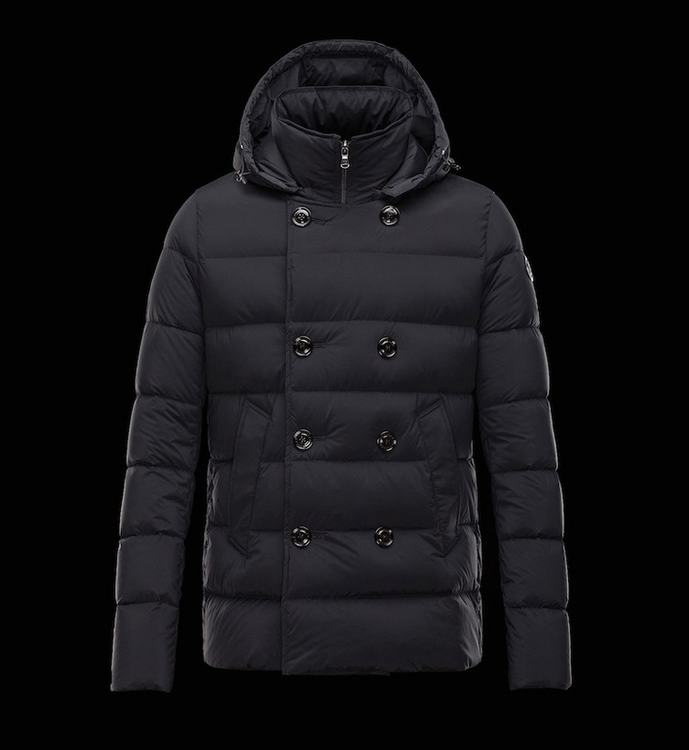 Moncler Loirac Men Jacket Dark Blue