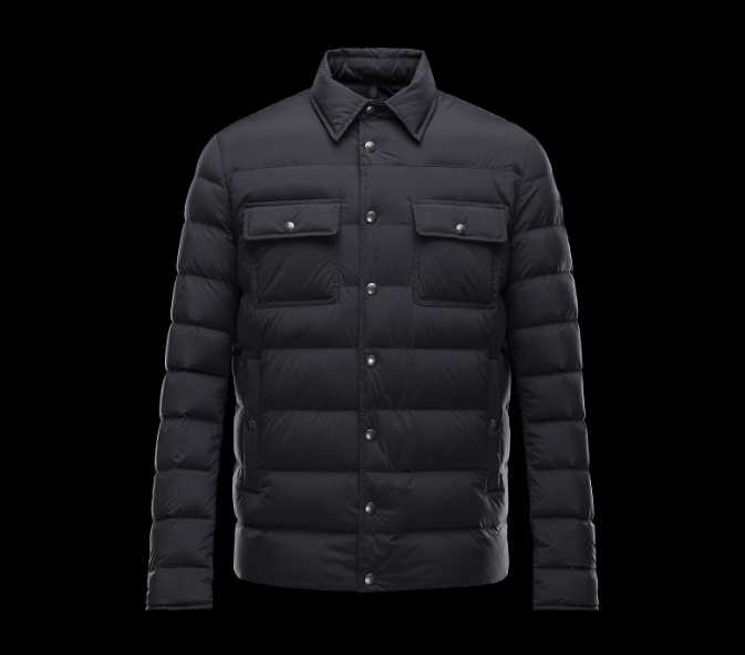 Moncler Luberon Men Jacket Black