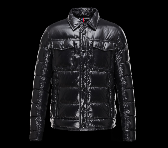 Moncler Matthew Men Jacket Black