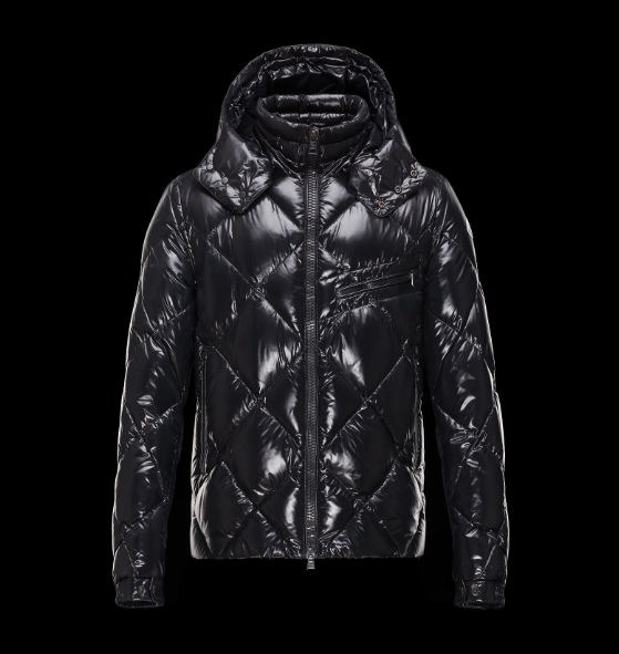 Moncler Newman Men Jacket Black