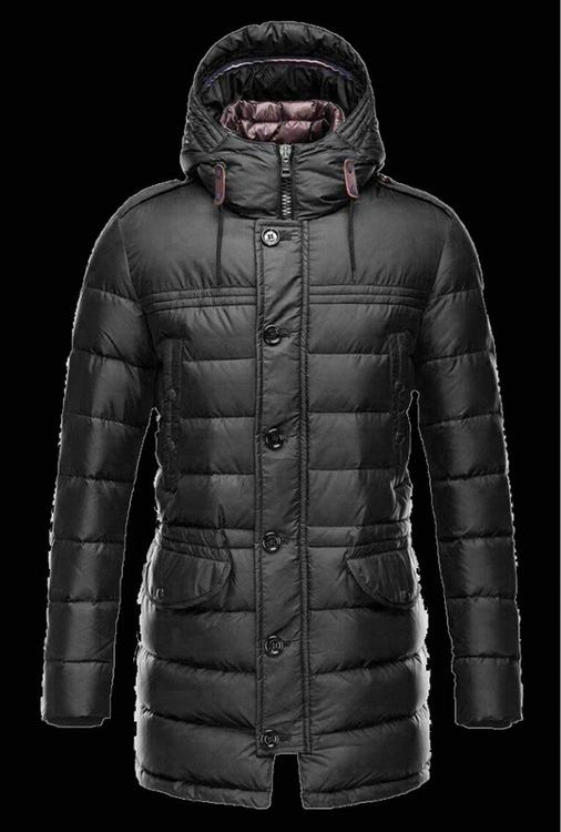 Moncler Rhone Men Jacket Green