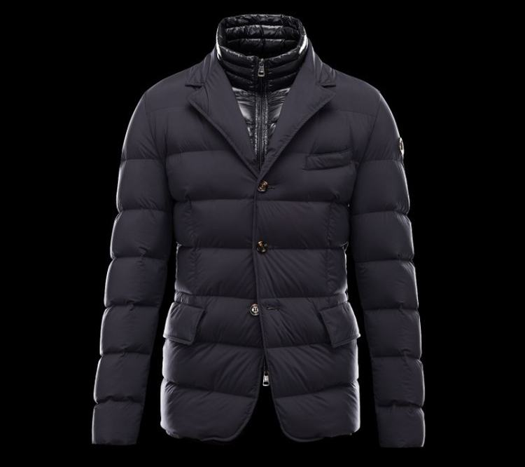 Moncler Rouillac Men Jacket Blue