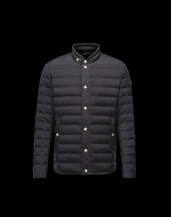 Moncler Satyre Men Jacket Black