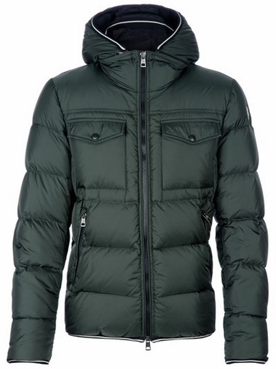 Moncler Thomas Men Jacket Green