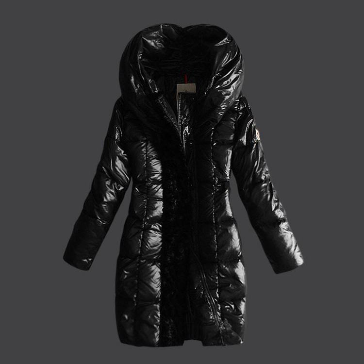 Moncler 15 Women Jacket Black