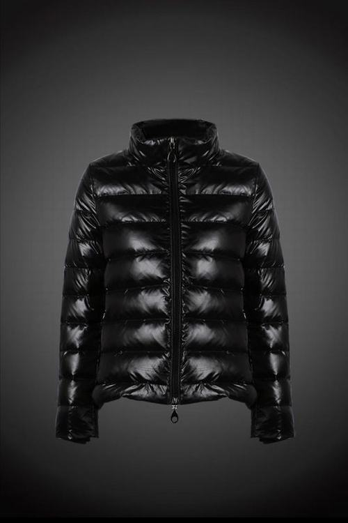 Moncler 3 Women Jacket Black