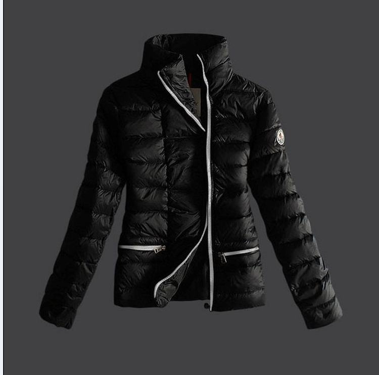 Moncler 7 Women Jacket Black