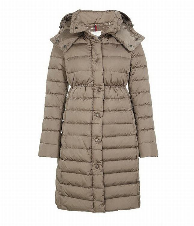 Moncler Adoxa Women Jacket Brown
