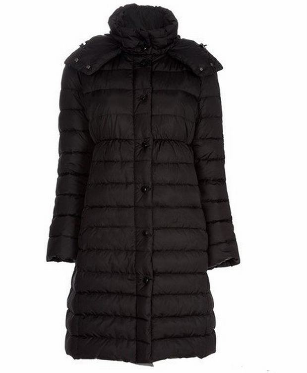 Moncler Adoxa Women Jacket Dark Brown