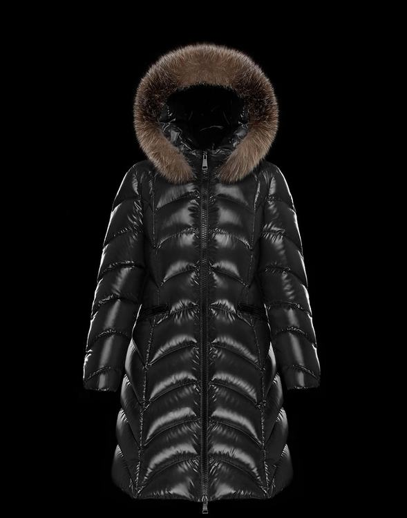 Moncler Albizia Women Jacket Black
