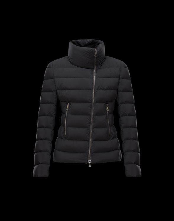 Moncler Antigone Women Jacket Black