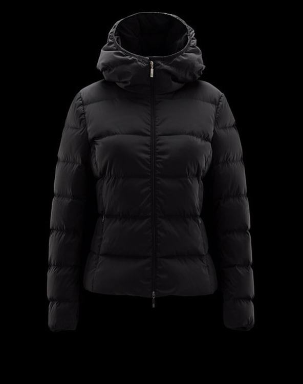 Moncler Arum Women Jacket Black