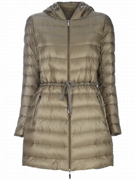 Moncler Aure Women Jacket Dark Gold