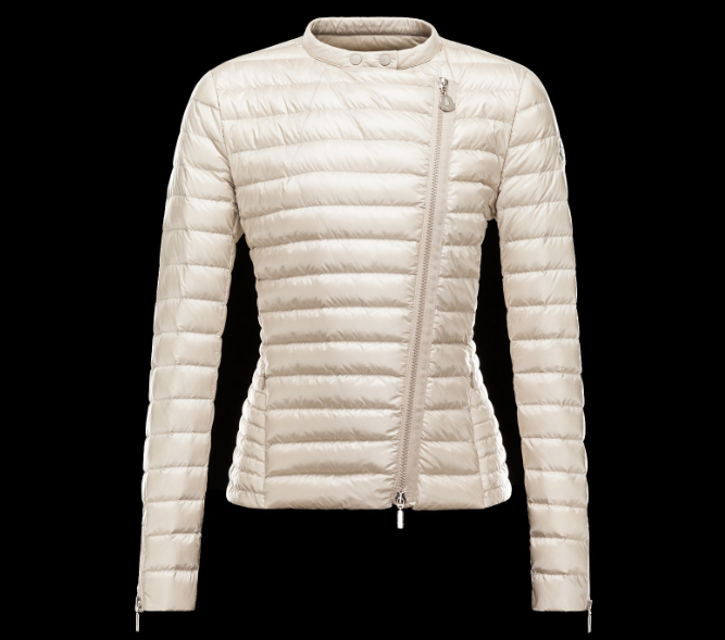Moncler Axel Women Jacket Cherry