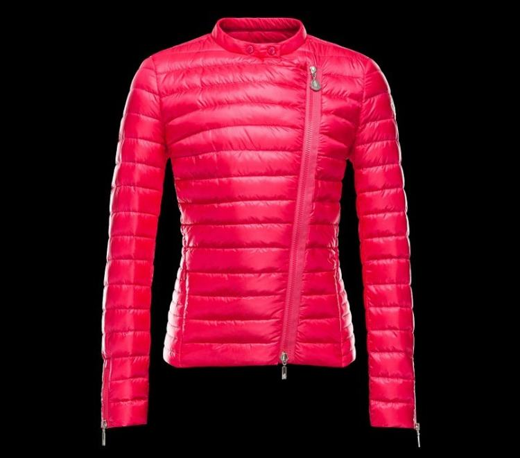 Moncler Axel Women Jacket Pink