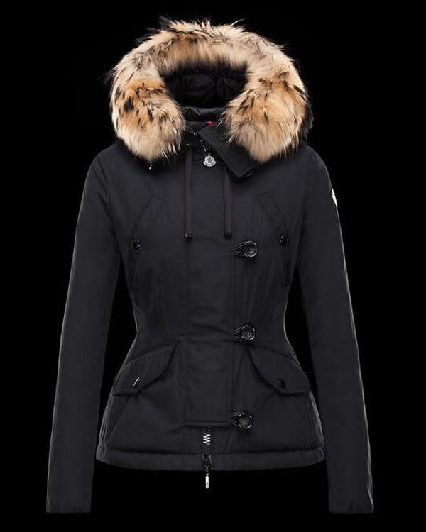 Moncler Ayrolle Women Jacket Black