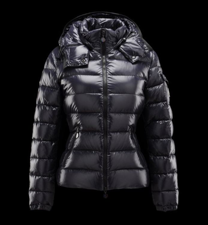 Moncler Bady Women Jacket Dark Blue
