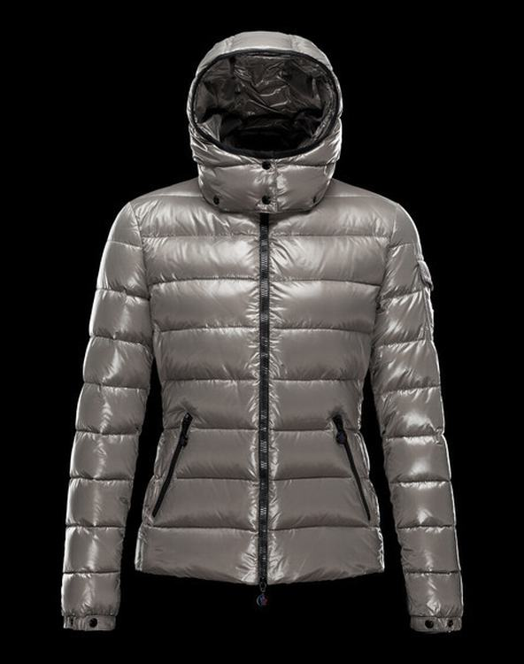 Moncler Bady Women Jacket Grey
