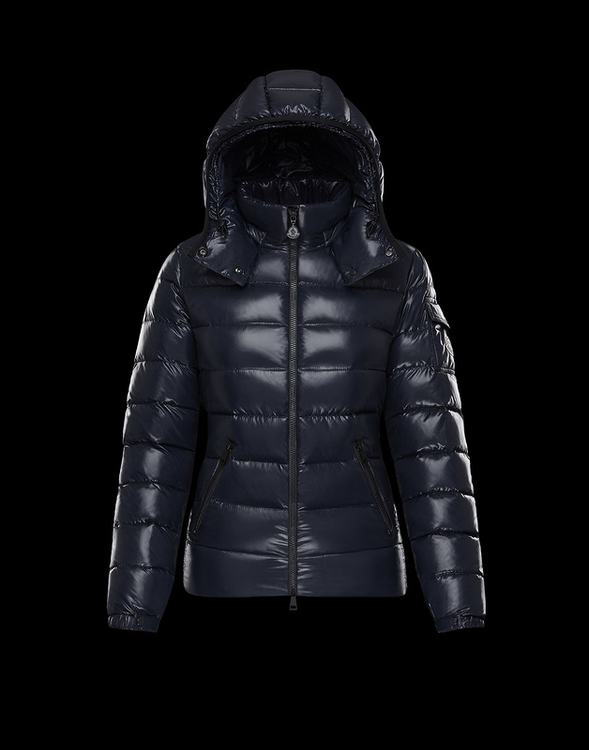 Moncler Bady Women Jacket Navy Blue