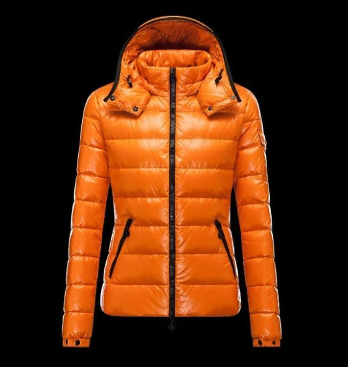 Moncler Bady Women Jacket Orange