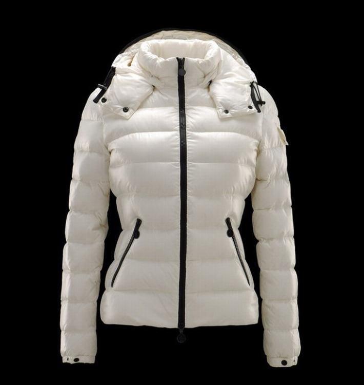 Moncler Bady Women Jacket White