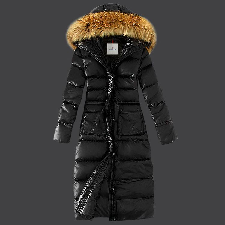 Moncler Bardane Women Jacket Black