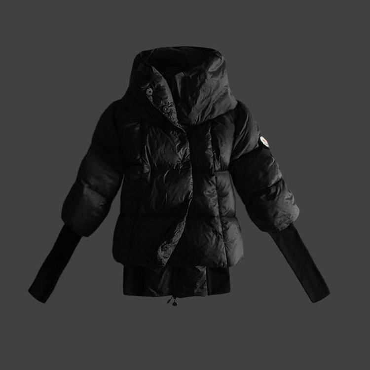 Moncler Bellow Women Jacket Black