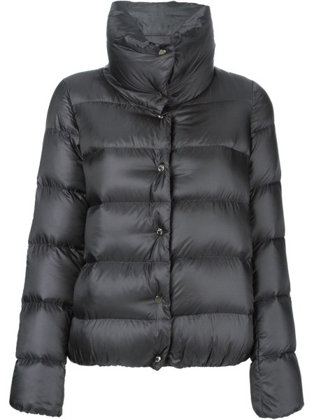 Moncler Bourdon Women Jacket Grey