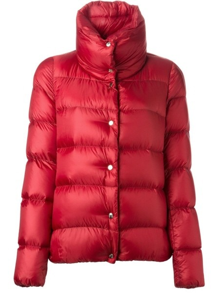 Moncler Bourdon Women Jacket Red