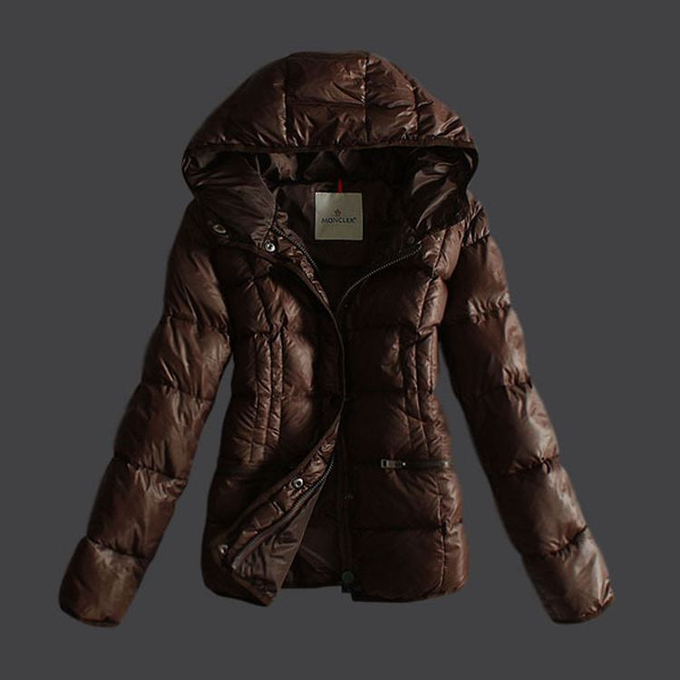 Moncler Buis Women Jacket Brown