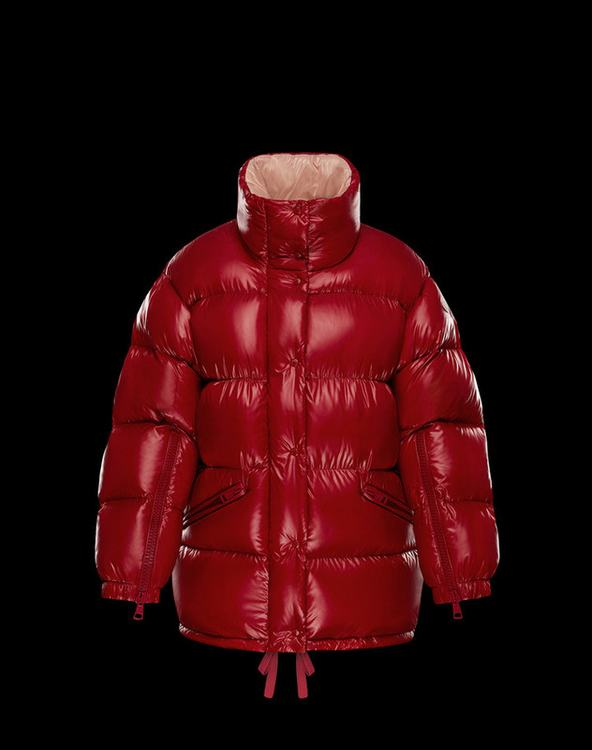 Moncler Callis Women Jacket Red